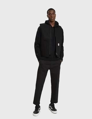 Carhartt Wip Canvas Vest in Black