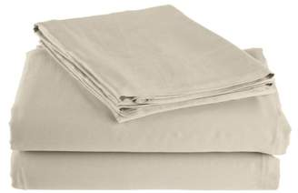 Superior 300 Thread Count Rayon From Bamboo Solid Sheet Set