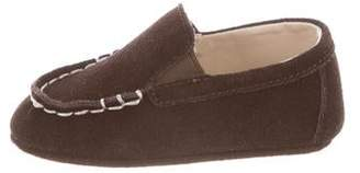 Ralph Lauren Boys' Suede Loafers