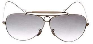 RetroSuperFuture Aviator Gradient Sunglasses