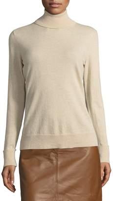 Lafayette 148 New York Women's Wool Turtleneck Sweater