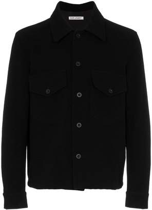 Our Legacy button up wool shirt jacket