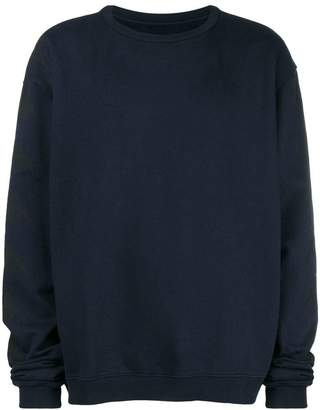 Paura X KAPPA crew neck sweatshirt