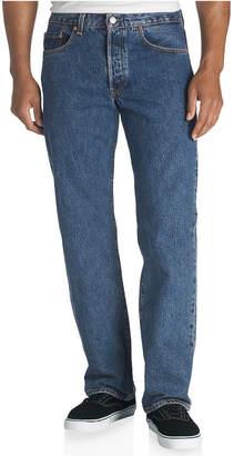 Levi's Men 501 Original Fit Non-Stretch Jeans