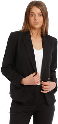 Basque Double Breasted Blazer