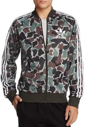 Adidas Camo Print Track Jacket $80 thestylecure.com