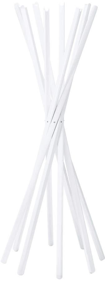 Sciangai Kleiderständer, Weiß