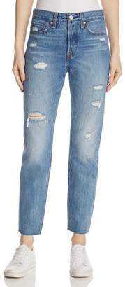 Levi's Wedgie Icon Fit Jeans in Partner in Crime