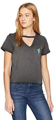 Roxy Junior's Fingers Crossed T-Shirt