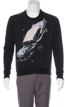 Christopher Kane 2016 Car Crash Sweatshirt