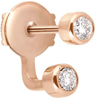 VANRYCKE Mademoiselle Double Diamond Earring