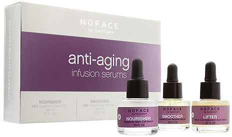NuFace Anti-Aging Infusion Serum Trio Pack 1 set