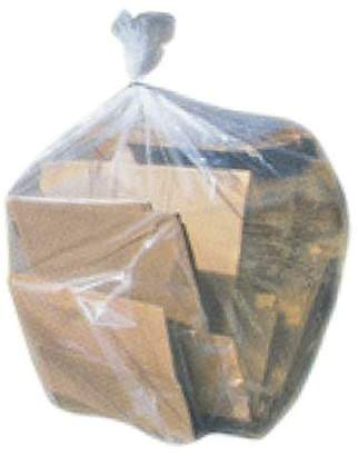 clear Toughbag Trash Bags