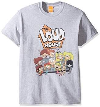 Nickelodeon Men's The Loud House T-Shirt