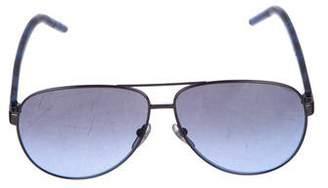 Marc Jacobs Aviator Gradient Sunglasses