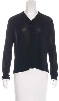 Lida Baday Long Sleeve Scoop Neck Top