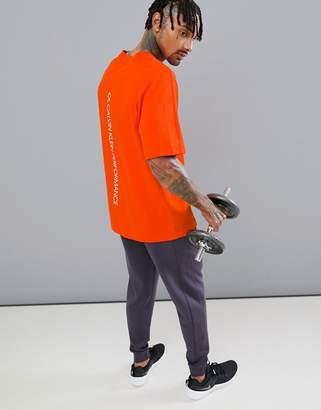 Calvin Klein back logo t-shirt