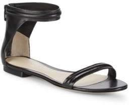 3.1 Phillip Lim Kiddie Leather Flat Sandals
