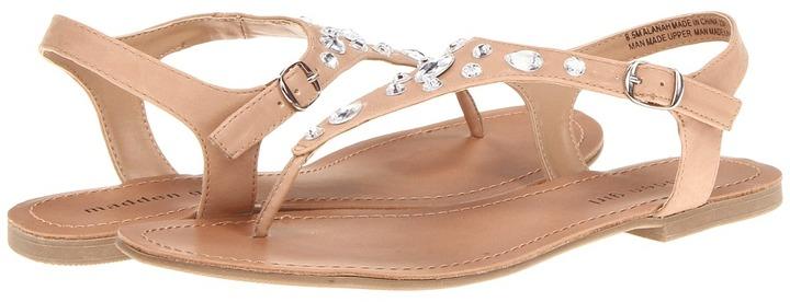 Madden-Girl Alanah (Natural Paris) - Footwear