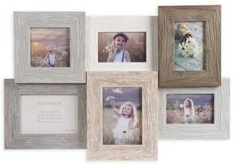 Union Rustic PeoPles 6-Photo Collage Picture Frame