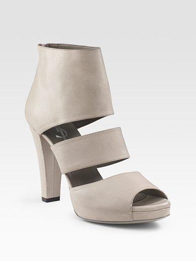 Yves Saint Laurent Three-Strap Sandals
