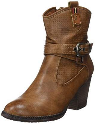 Refresh Women's 64776 Ankle Boots, Brown Camel