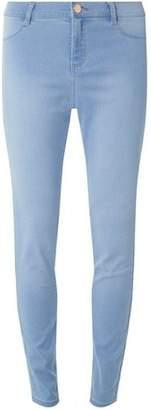 Dorothy Perkins Womens Ice Blue 'Frankie' Super Skinny Jeans