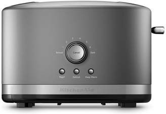 KITCH 2-Slice Toaster With Peek and See