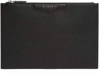 Givenchy Medium Antigona Leather Pouch