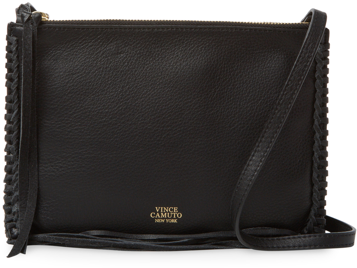 Vince Camuto Women's Litzy Leather Crossbody Bag