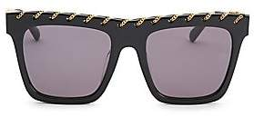 Stella McCartney Women's 54MM Rectangle Sunglasses
