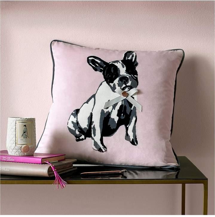 Cotton Dog Cushion