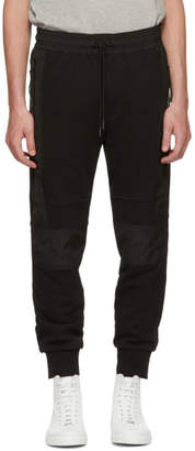 Diesel Black P Ryan Lounge Pants