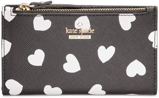 Kate Spade Cameron Street Heart Mikey Wallet