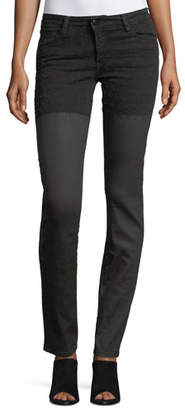 Brockenbow Emma Waxed Skinny Jeans