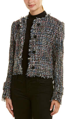 Bagatelle Tweed Blazer