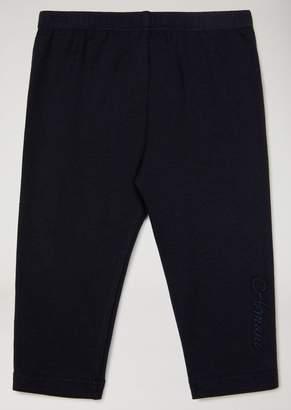 Armani Junior Stretch Fabric Leggings