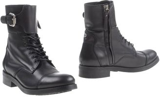 DIESEL Ankle boots $254 thestylecure.com