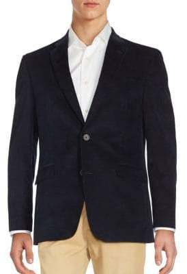 Tommy Hilfiger Long Sleeve Cotton Blend Jacket