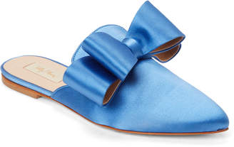 Polly Plume Betty Bow Uptown Girl Loafer Mules