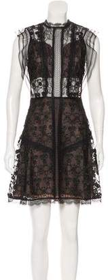 Alexis Mini Lace Dress w/ Tags