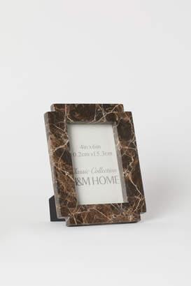 H&M Marble photo frame