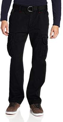 UNIONBAY Men's Survivor Iv Relaxed Fit Cargo Pant-Reg Big Tall Sizes
