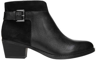 Naturalizer Wanya Black Boot