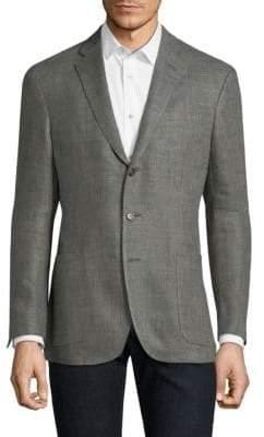 Polo Ralph Lauren Morgan Yale Linen Silk Blazer