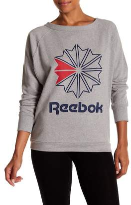 Reebok Heritage Boatneck Sweater
