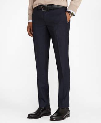 Brooks Brothers Check Washable Wool Pants