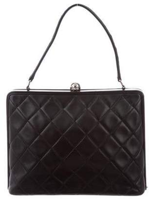 Chanel Quilted Bag Black Quilted Bag