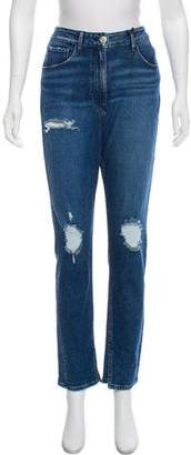 3x1 NYC Split Seam Skinny Jean w/ Tags