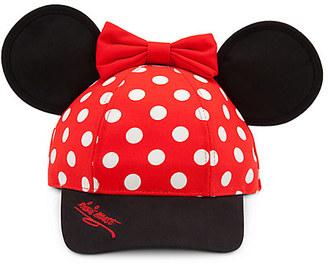 Minnie Mouse Baseball Cap for Kids - Walt Disney World $21.99 thestylecure.com